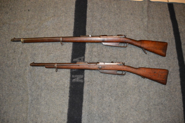 gewehr 88 et mousqueton 14e5k68