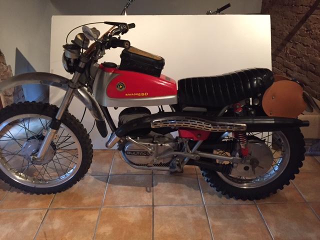 Colección TT Competición: Bultaco,Montesa,Ossa 14tu8hg