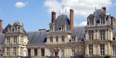 Palace of Fointainebleu