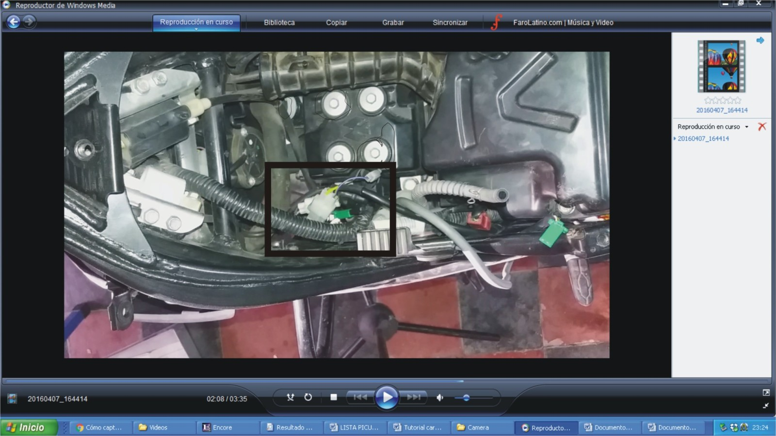 Como testear el circuito de carga de batería para descubrir fallas (Tutorial) 15fizrl