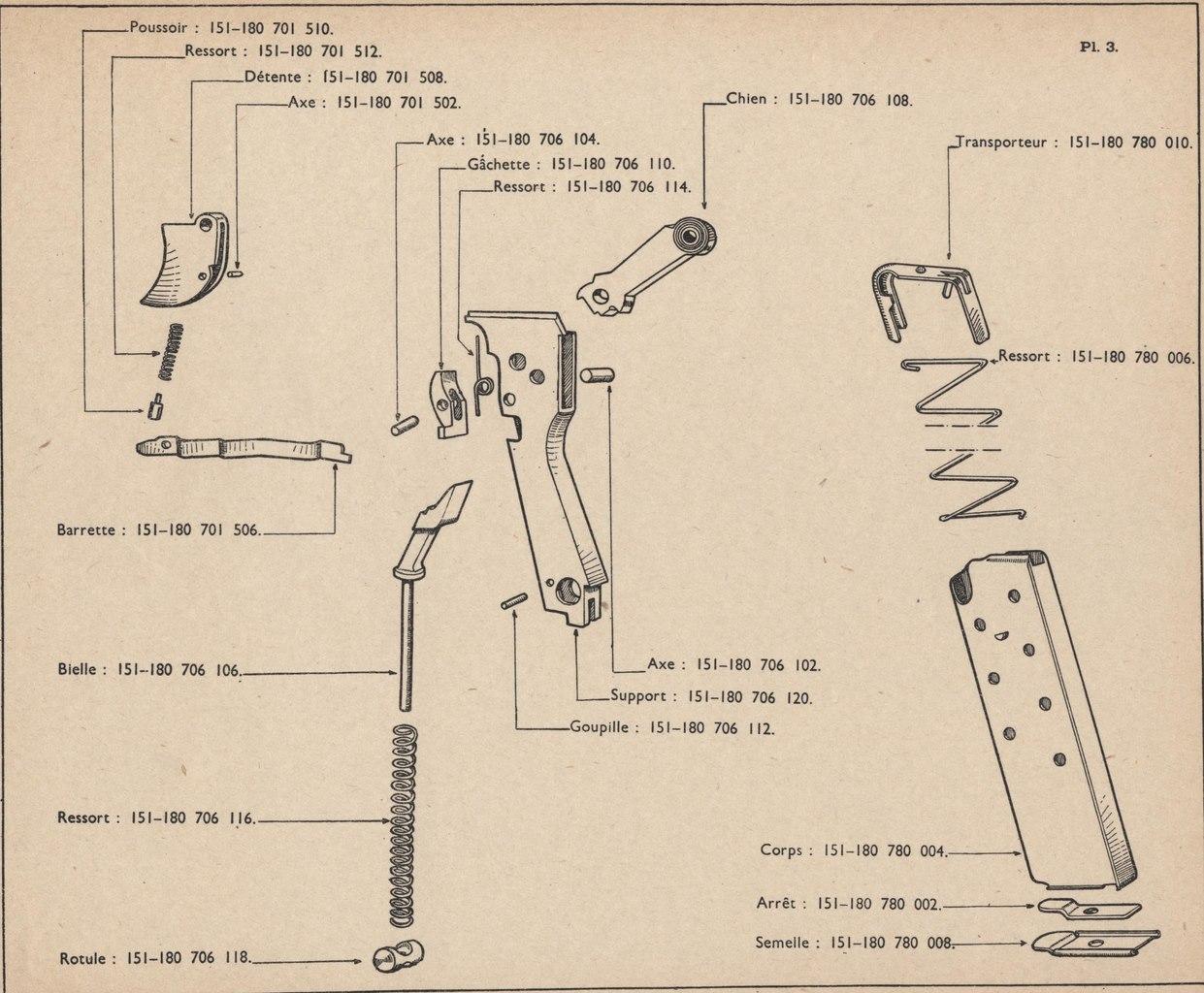 """Pistolet réglementaire MAS Modèle 1935 """"S"""" - Page 2 15we5gm"""
