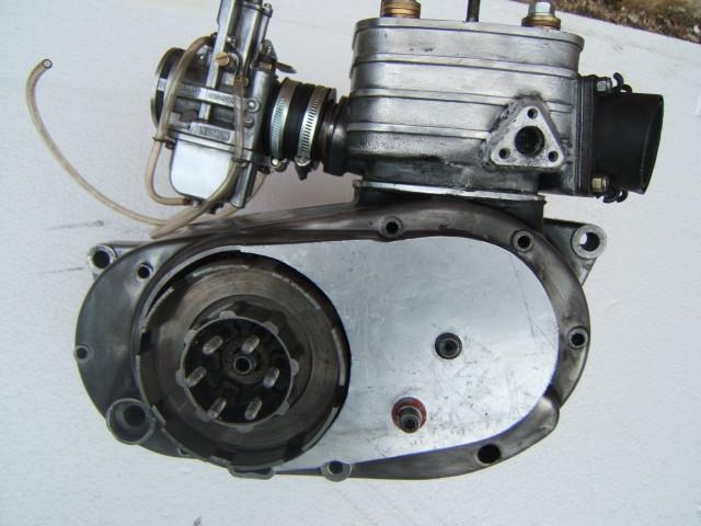 """Bultaco Streaker 350 """"Agua"""" 16k255e"""