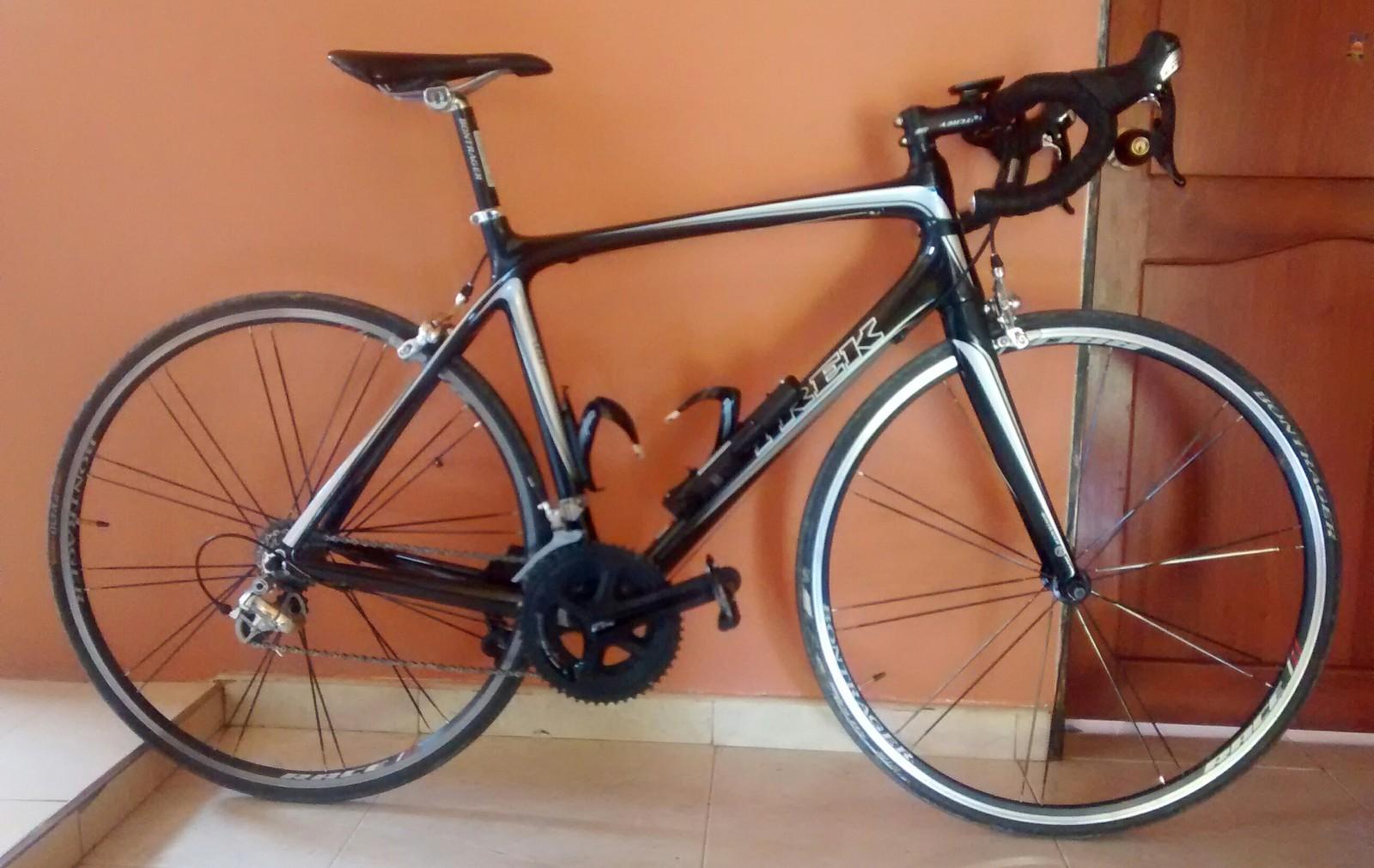 ¿Cómo es tu bicicleta deportiva y cómo la tienes configurada? 16lms90