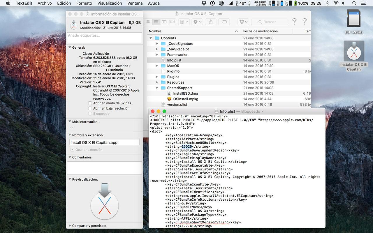 [TUTORIAL] VMWARE: INSTALANDO OS X EL CAPITÁN EN OS X Y WINDOWS... A LA BILBAÍNA 16lzrqp