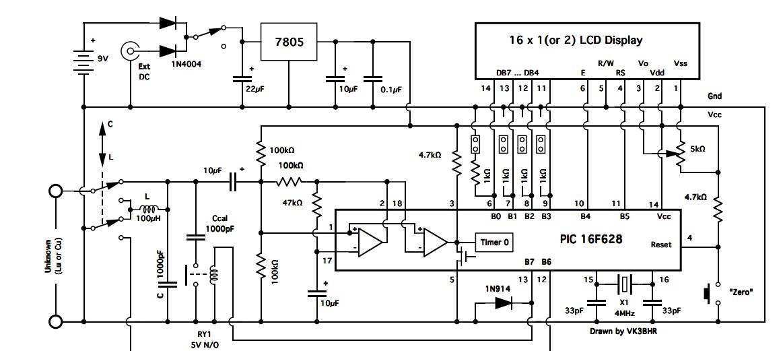 LC Meter com PIC16F628A - Página 2 1o6u1e