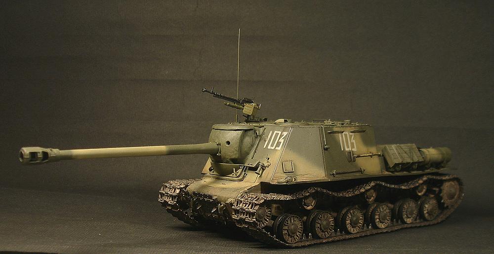 ИСУ-122С 1ya32f