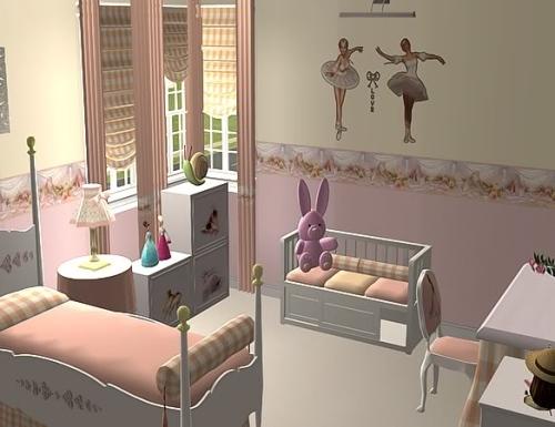 Ballet Bedroom 1zftu8z