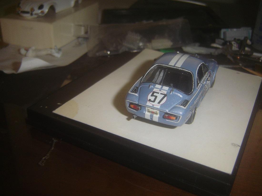 12h Sebring 1967 - Alpine A110 1300cc n.57 - 1/43 1zvx2bt