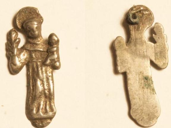 Figurada de San Antonio de Padua (R.M. PFV Antonio 20) 20ae49l