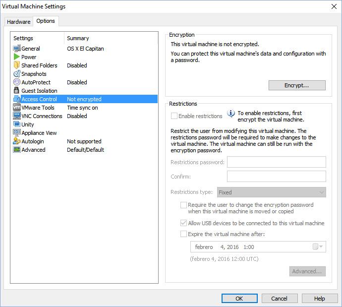 [TUTORIAL] VMWARE: INSTALANDO OS X EL CAPITÁN EN OS X Y WINDOWS... A LA BILBAÍNA 20hpxzb