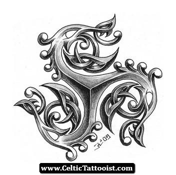 Про рунические татуировки ( Серый Ангел ) 20pubrt