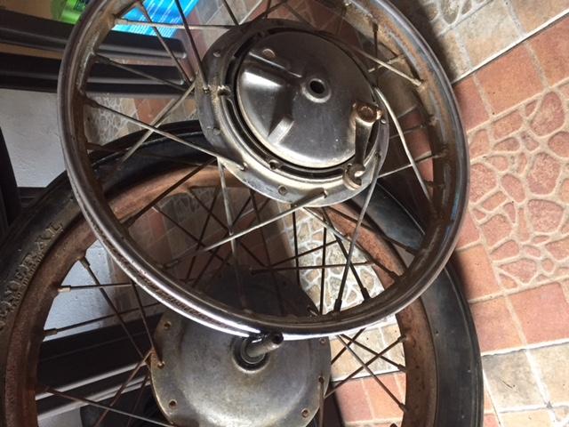 Bultaco Mercurio 155 211mn8k