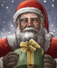 Santa is Coming to HarryWorld