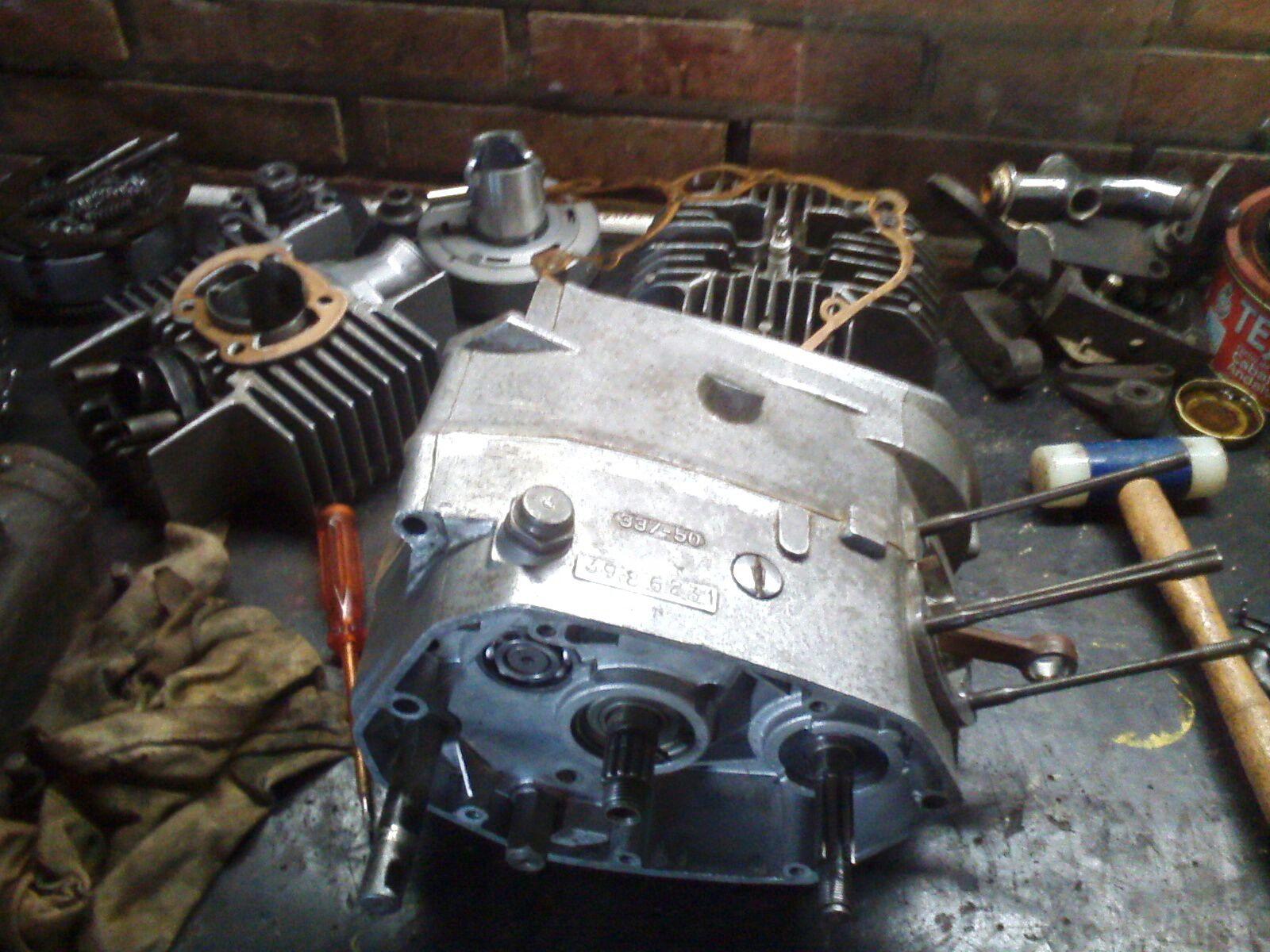 Puch Cobra M-82 - Restauración 23h0zl2