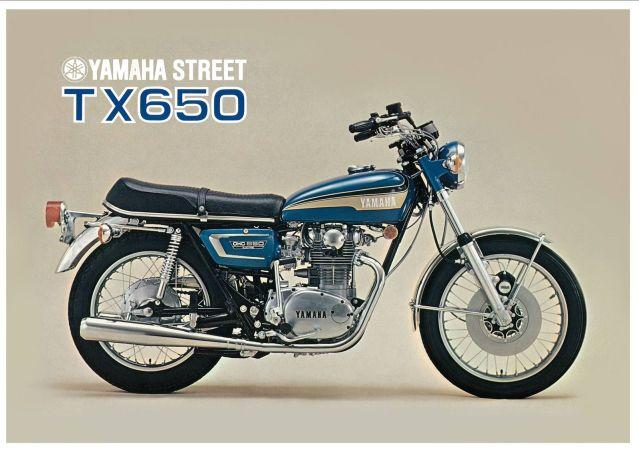 Yamaha XS 650 23vhlqx