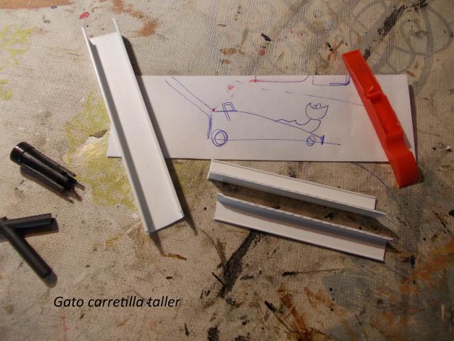Diorama: garaje-taller crawler escala 1/10 24l53xy