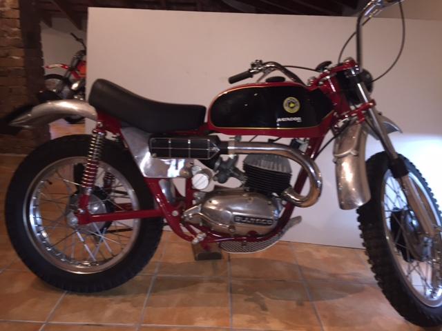 Colección TT Competición: Bultaco,Montesa,Ossa 255s2op