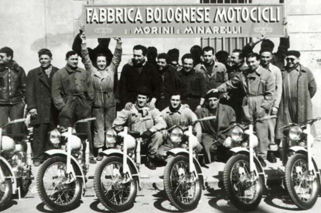 Motores Franco Morini 25au8lz