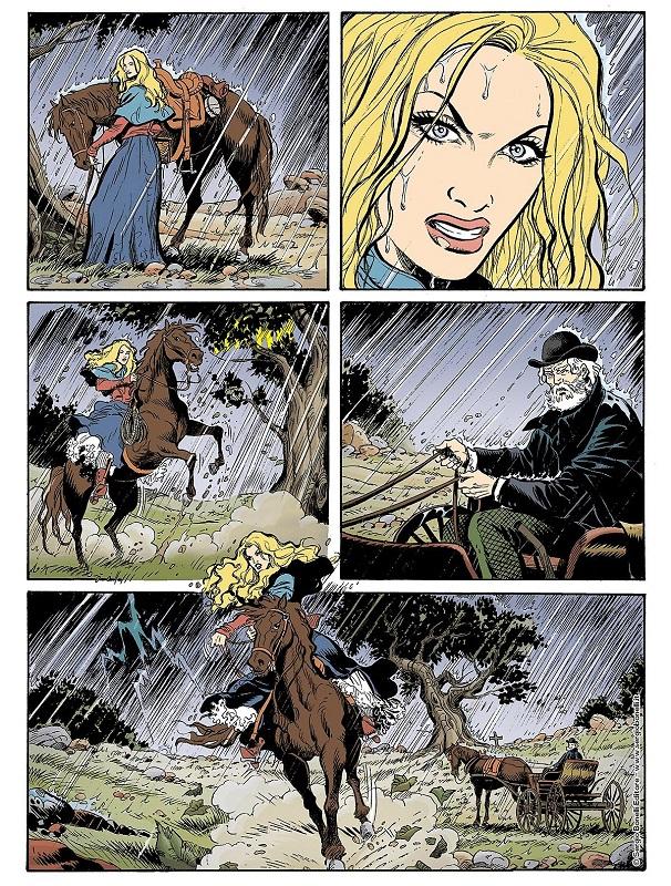 La vendetta di Gambit (Color n.9) 25f865k