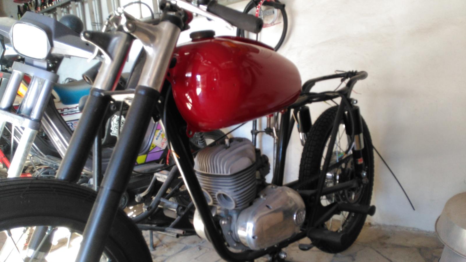 Mi Montesa Brio 110 2604yo3