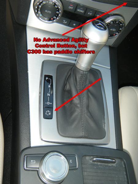 Ativar o modo manual (M-Mode) em carros sem o pacote AMG - Câmbio 722.9 27wsidt