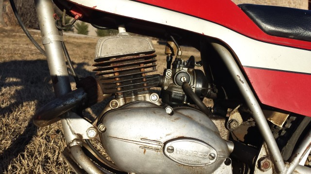 Fotografías Bultaco Chispa 287dovr