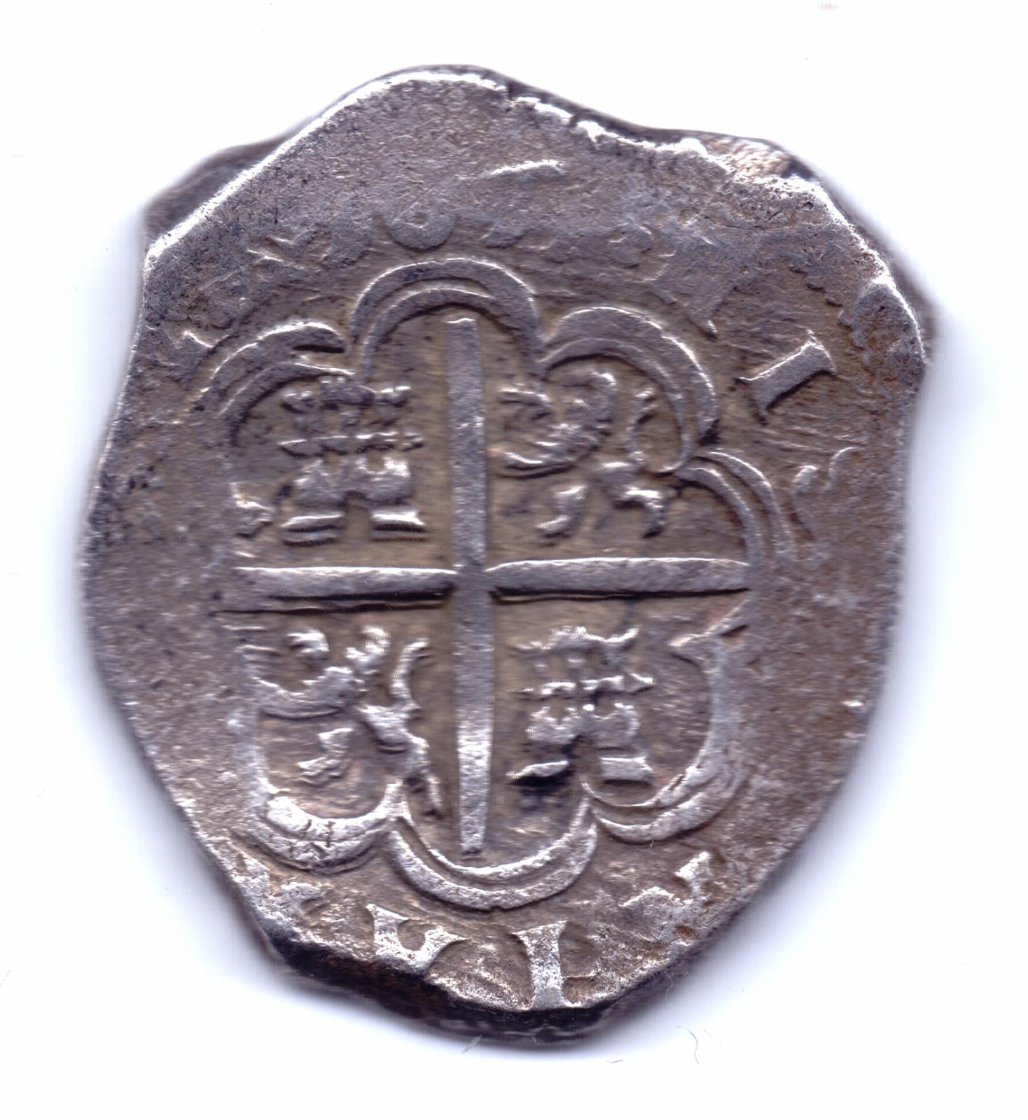 4 reales Granada ,ayuda con fecha. 293fzn8