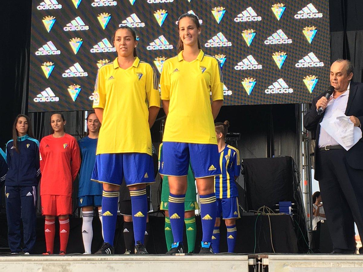 Catálogo Adidas 2016/17 - Cádiz CF (Posibles opciones)  295fs3o