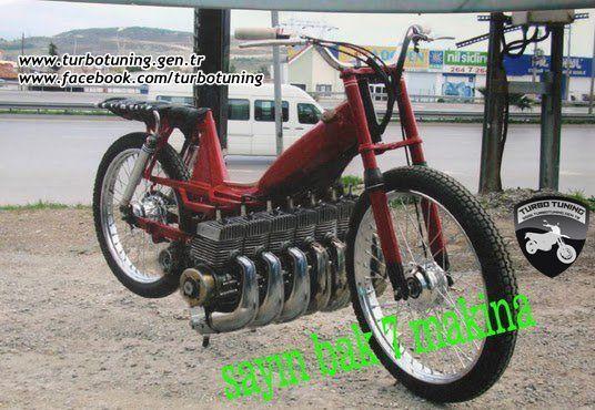 Mobylette de 300 cc 2a7h5k2