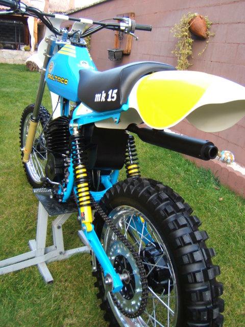 Pursang motor Yamaha 2cr8ti8