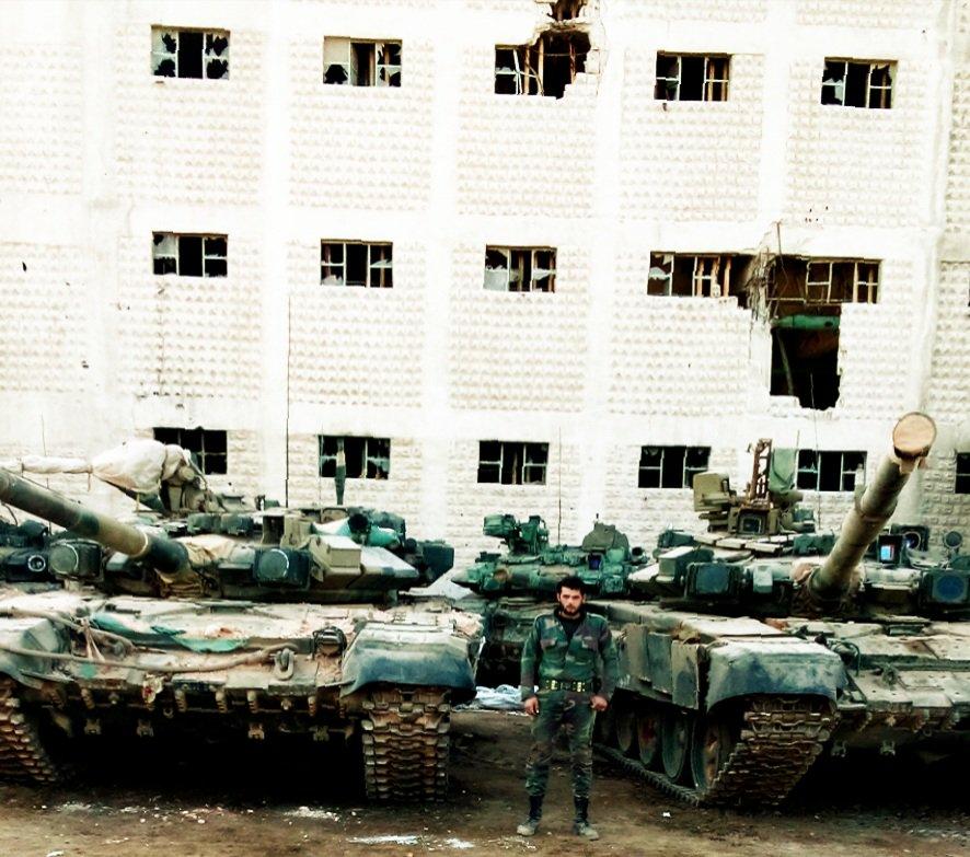 El tanque ruso T-90 - Página 2 2d29n9x