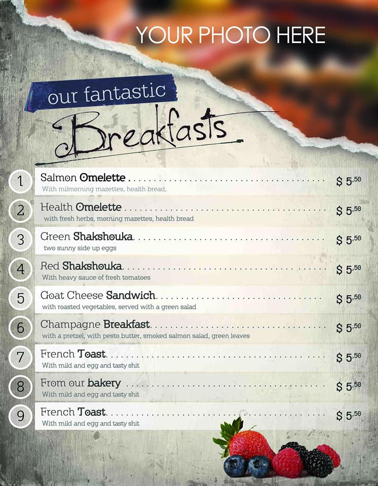 حصريا لاحلى منتدى منيو احترافى psd ملف مقتوح المصدر جاهز للتعديل restaurant-menu-template 2djnuit