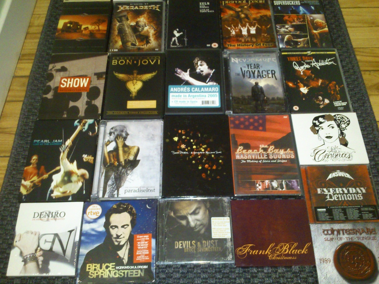 Vendo DVD's músicales  2djrqix