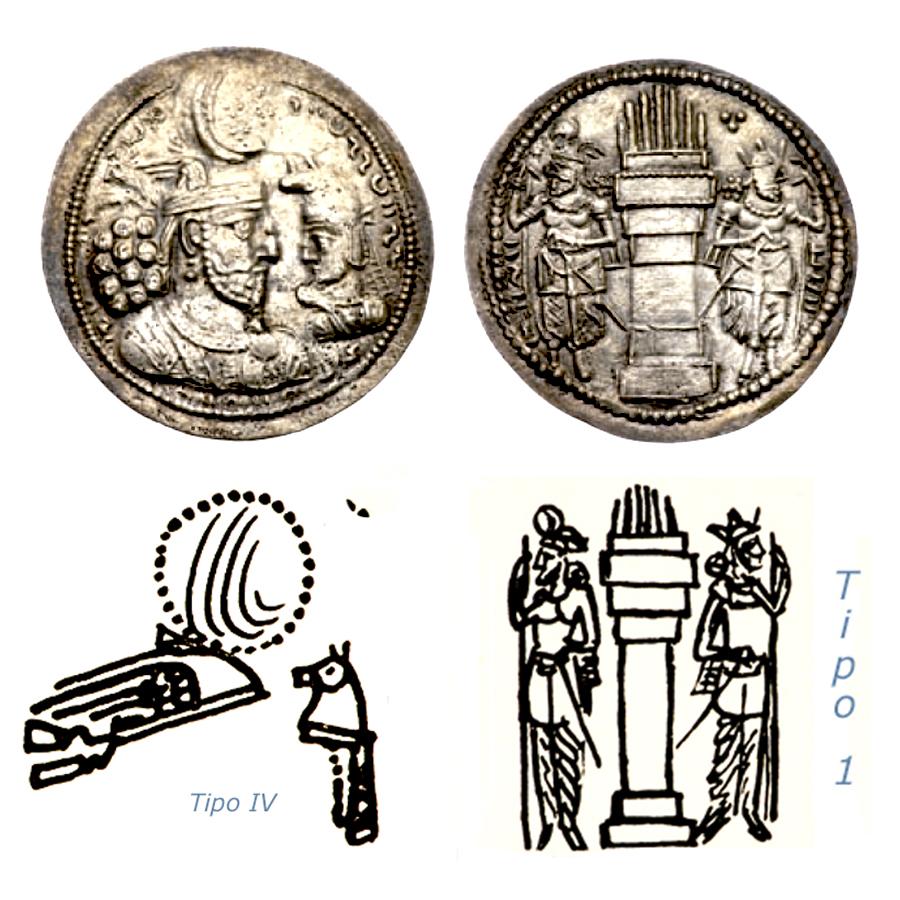 Las coronas de los shas de Persia. 2dkmwcm