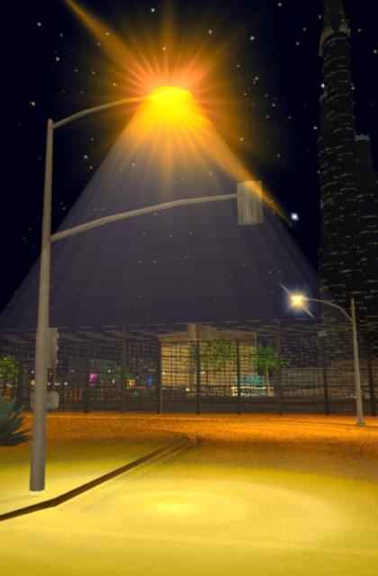 Todos os postes com efeito searchlights 2e0ut74