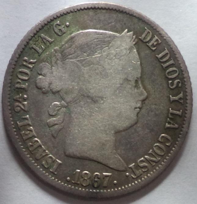 Monedas Españolas de las Filipinas 2e1vr7a