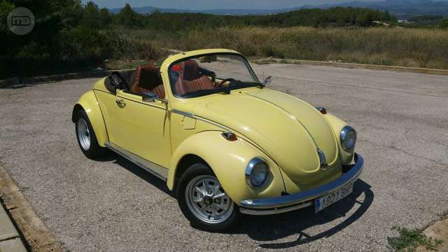Vendo Escarabajo Speedster 2edt5wy