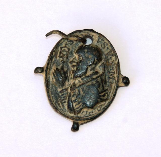 Sixto V - Jesús y María , S. XVI (1586) (R.M. SXVI-O24) 2eqfcpz