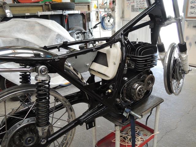 metralla - Bultaco Metralla GTS * by Jorok 2gt2lja