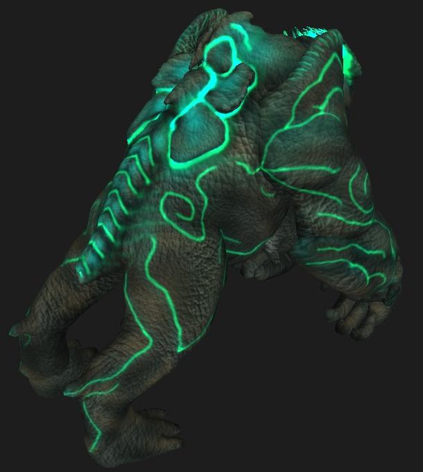 Leatherback 3D Model - Pacific Rim 2hcqlxe