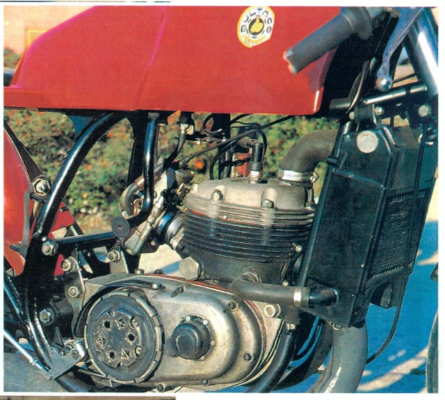 Replica Bultaco TSS 350 - 1967 2i3k2h