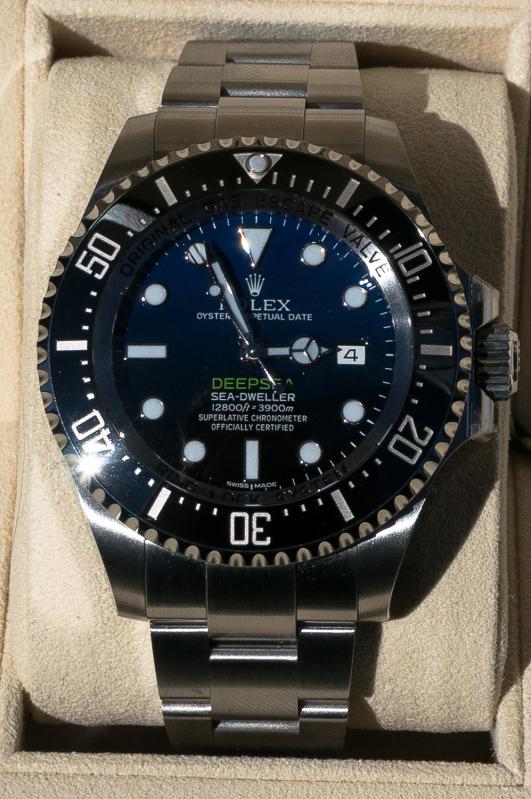 Dweller - Présentation de la Rolex 116660 SDDS D-Blue James Cameron 2i90zec