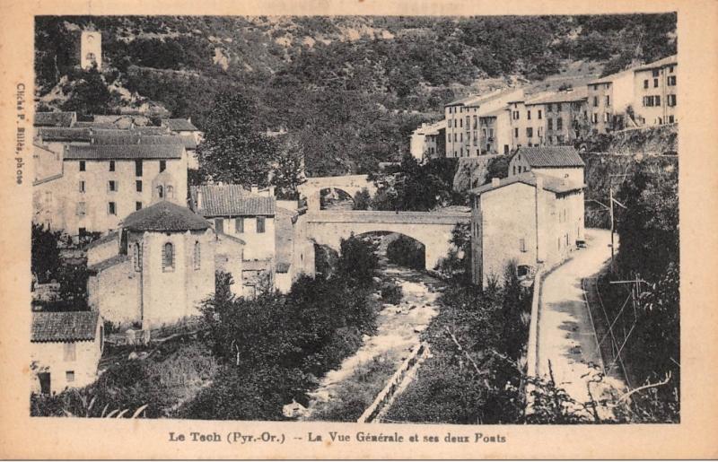 El tren petit de l'Alt Vallespir. 2ias9dw