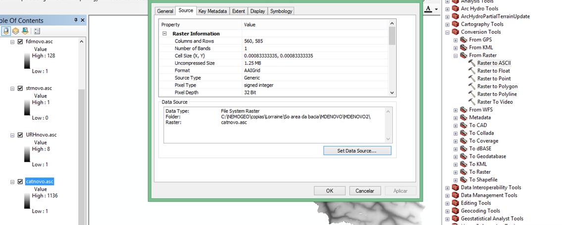 Erro Cellsize - MGB Pre Processing 2ik2hvk