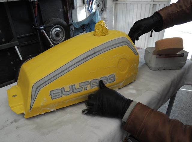 metralla - Bultaco Metralla GTS * by Jorok 2illahx