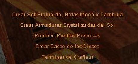 Nuevos Crafteos - Set Sun / Botas Moon / Piedras / Cascos Dios 2jcvbz6