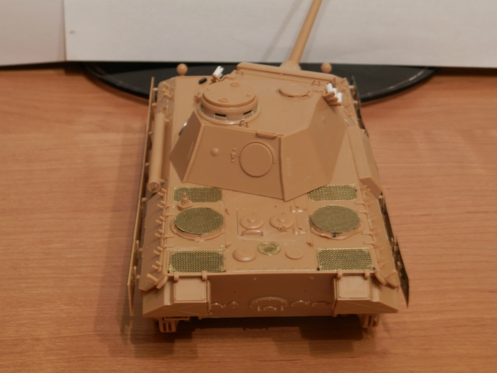 PzKpfw V «Panther» ausf.D 2lm3wy1