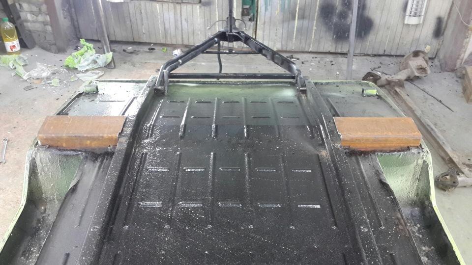 Скиф с балкой ВАЗ 2109 2lngxl5