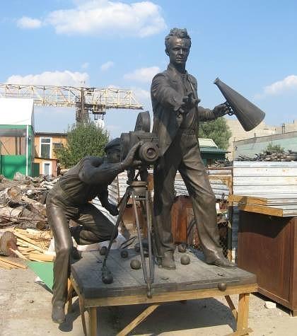 Городские скульптуры - Страница 4 2ls8m75