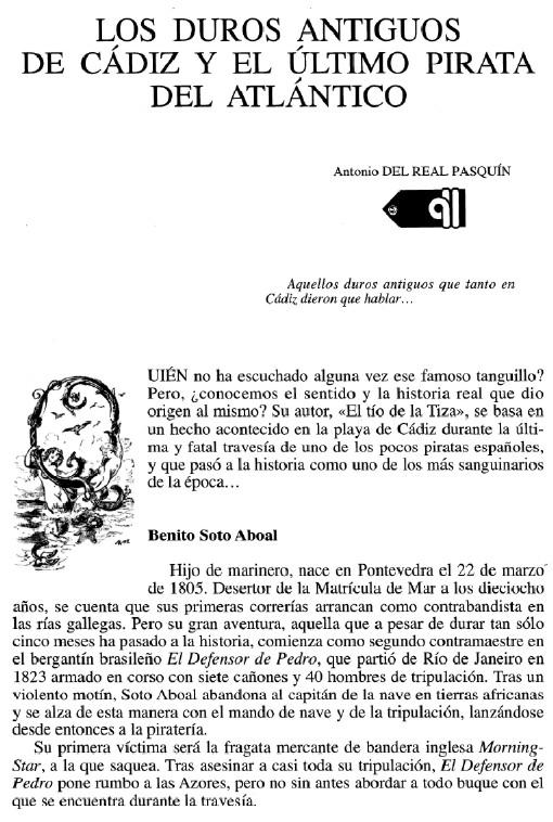 Los duros antiguos de Cádiz y el último pirata del Atlántico 2lt0yzm